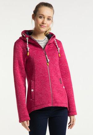 Light jacket - sorbetrot melange