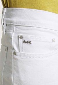 Michael Kors - KENT - Jeans Skinny Fit - white - 4