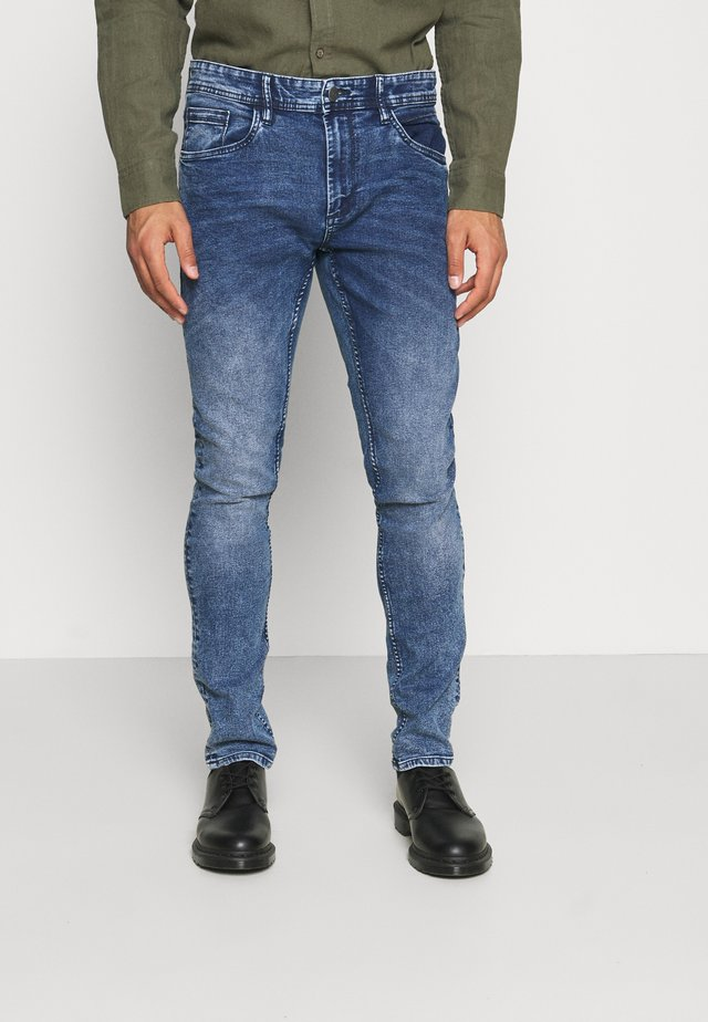 JET FIT - Jeans slim fit - denim light blue