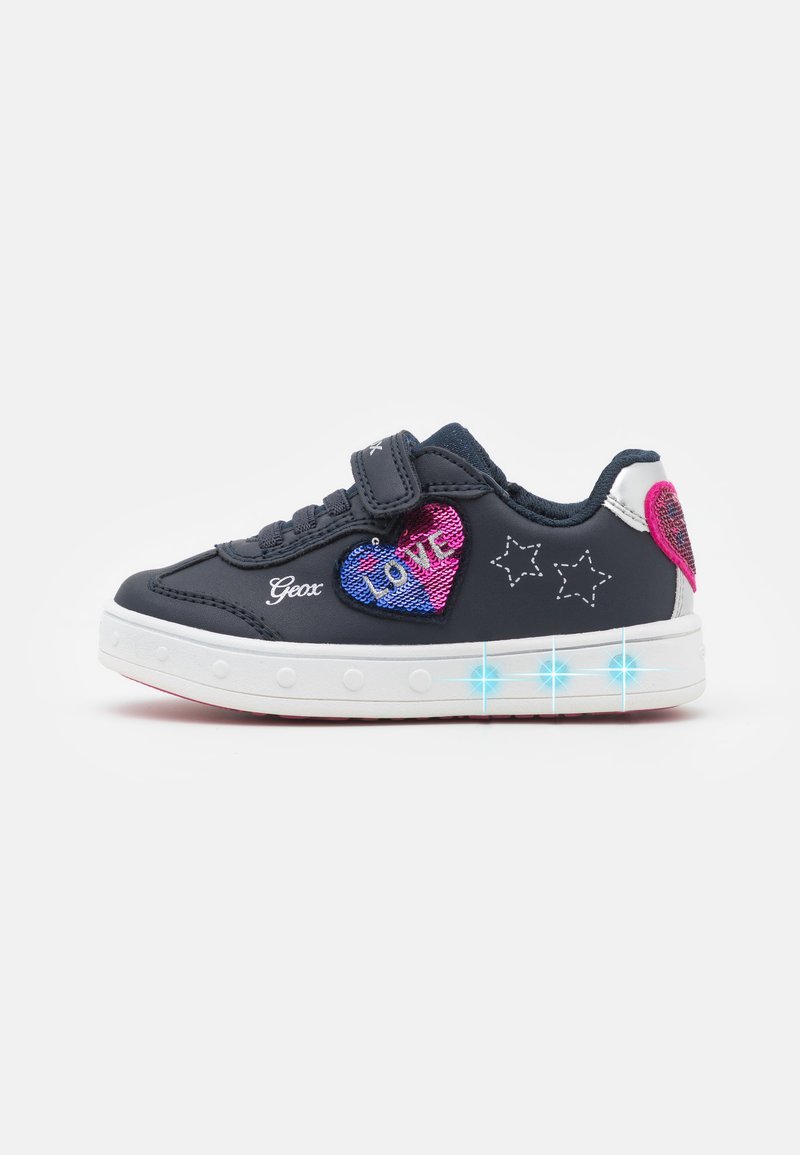 Geox - SKYLIN GIRL - Sneakers basse - navy