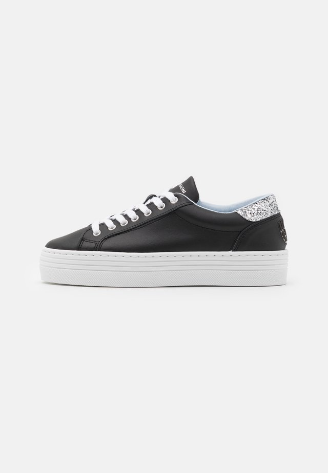NAME - Sneakers laag - black