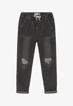DARIA SLOUCH - Jeans a sigaretta - grey
