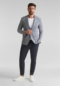 Esprit Collection - Blazer jacket - medium grey - 1