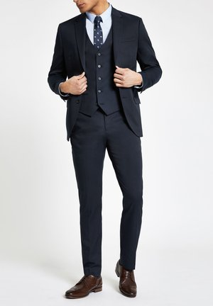 Suit trousers - navy