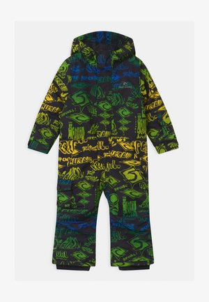 OLLY ONE PIECE UNISEX - Snowsuit - green