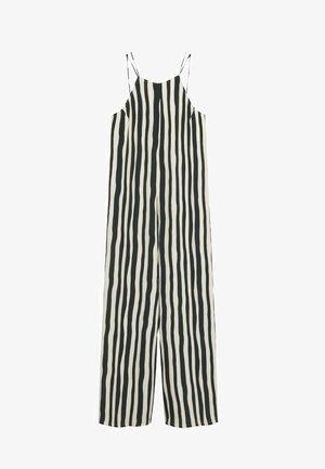 FLOWY LONG  - Jumpsuit - black