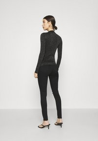 Pepe Jeans - CRYSTAL - Jumper - black - 2