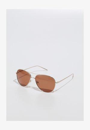 NANI - Sluneční brýle - gold-coloured