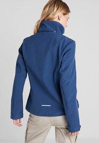 Icepeak - LUCY - Softshell jakker - blue - 3
