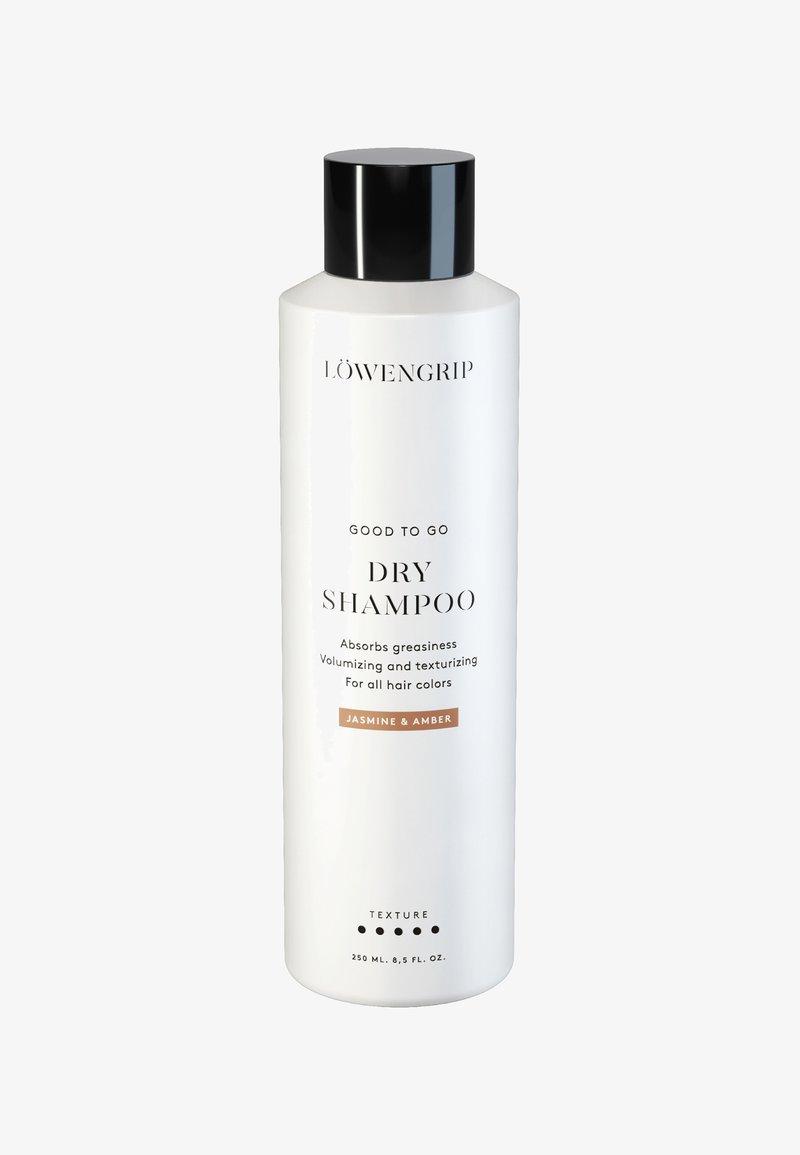 Löwengrip - GOOD TO GO - DRY SHAMPOO JASMINE & AMBER - Dry shampoo - -