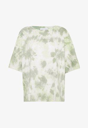 TIE DYE - Print T-shirt - multi