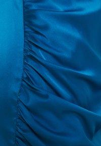 Missguided Petite - COWL MINI DRESS - Cocktail dress / Party dress - blue - 2