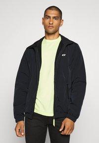 Diesel - ROULAY-WZ JACKET - Summer jacket - black - 0