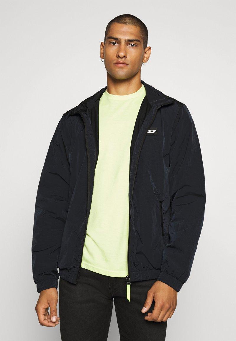 Diesel - ROULAY-WZ JACKET - Summer jacket - black