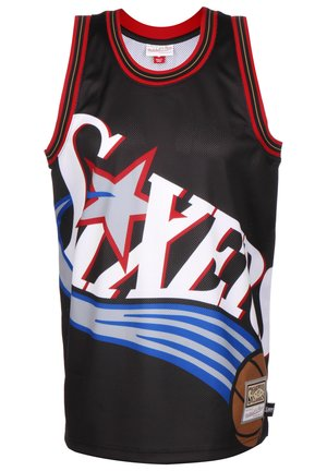 TANKTOP BIG FACE SIXERS - Débardeur - black