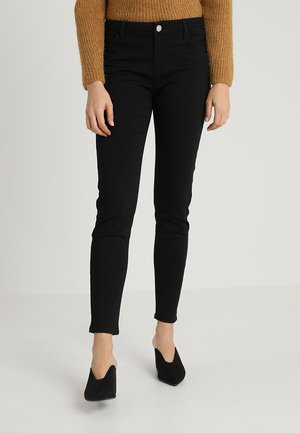 PETRA - Džíny Slim Fit - black