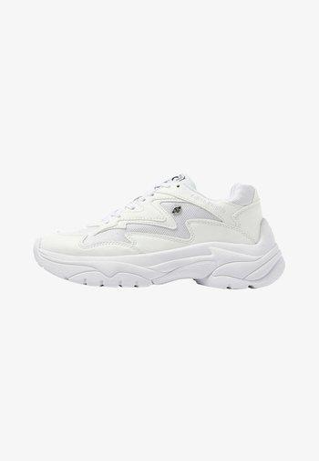 GALAXY - Trainers - white/white