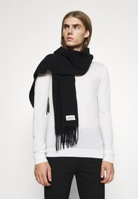 GARMENT PROJECT - SCARF - Huivi - black - 0