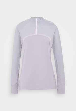 GO TO A HALF ZIP - Fleecepullover - glory grey