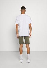 Nike Sportswear - TEE FESTIVAL FUTURA - T-shirt med print - white - 2