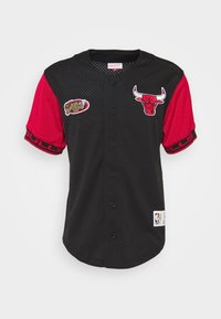 Mitchell & Ness - NBA CHICAGO BULLS PURE SHOOTER BUTTON FRONT - Club wear - black - 4