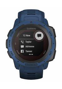 Garmin - INSTINCT SOLAR - Smartwatch - blau - 6