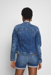 edc by Esprit - JACKET - Denim jacket - blue medium wash - 2