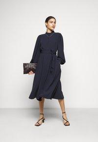 CLOSED - MAYLEEN - Shirt dress - dark night - 1
