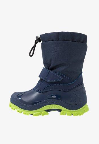 WERRO - Winter boots - blau