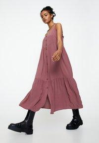 PULL&BEAR - Day dress - rose - 1