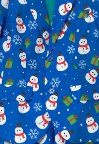 Suitmeister - BOYS CHRISTMAS SNOWMAN SET - Kostým - blue - 3