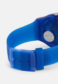 Swatch - BLUE SIRUP - Zegarek - blau - 1