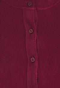 Esprit Collection - CARDI - Cardigan - bordeaux red - 2
