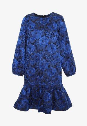 FIKERA - Day dress - indigo, schwarz