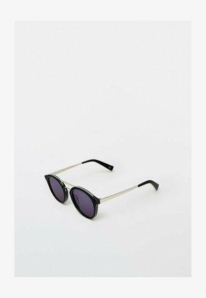 Solglasögon - blue black denim