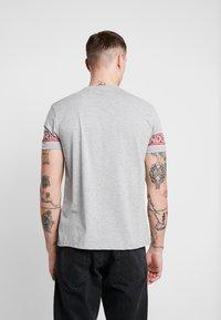 Alpha Industries - T-shirt print - grey heather - 2