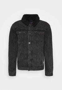 Blend - OUTERWEAR - Denim jacket - denim black - 3