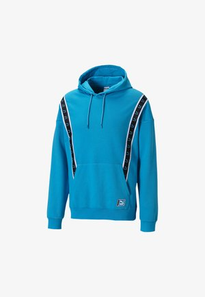 Sweatshirt - atomic blue