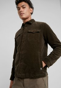 Barbour - OVERSHIRT - Shirt - olive - 3