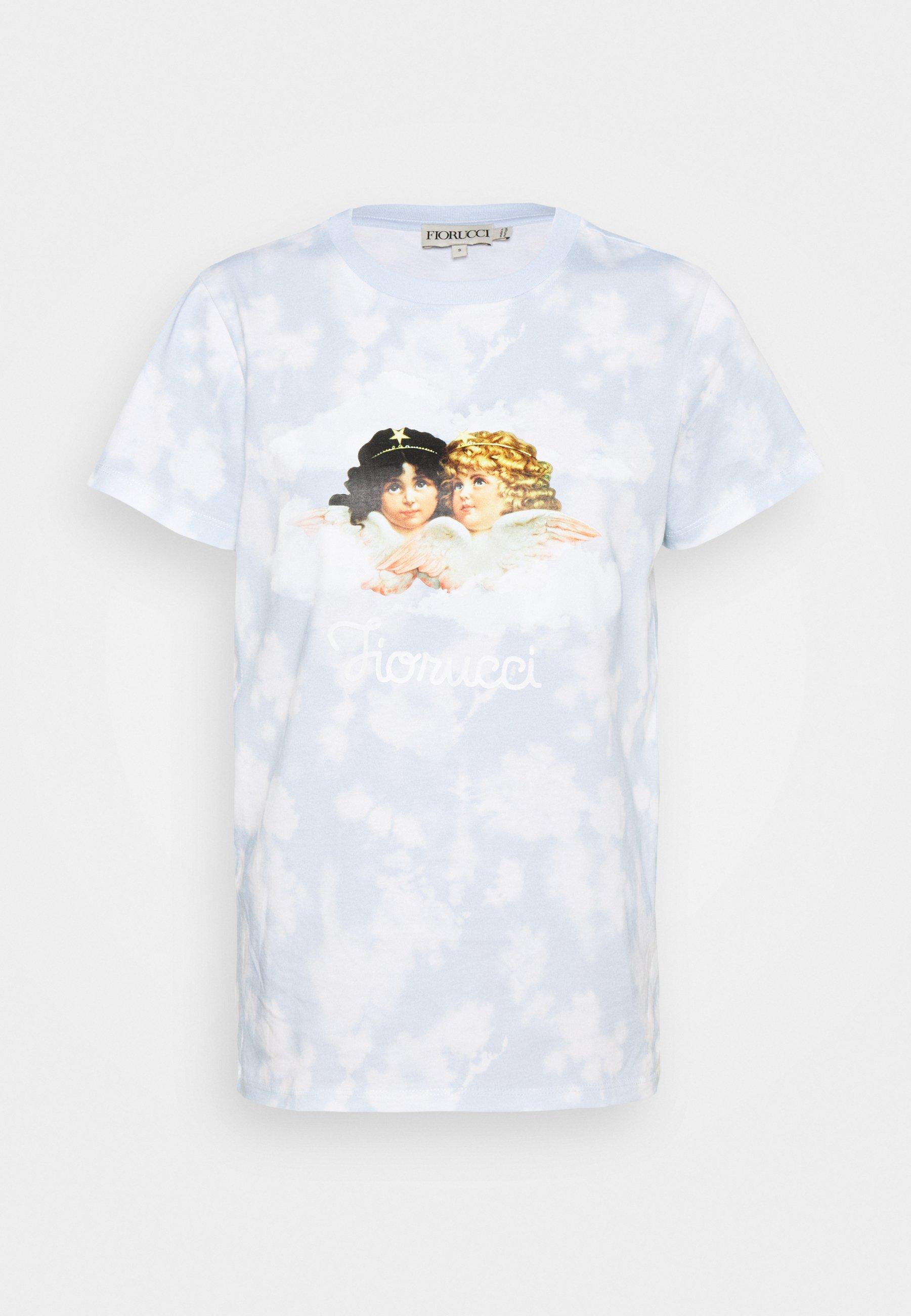 Mujer CLOUD ANGELS CLASSIC - Camiseta estampada