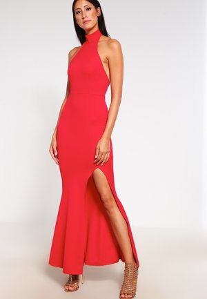 Vestito lungo - red