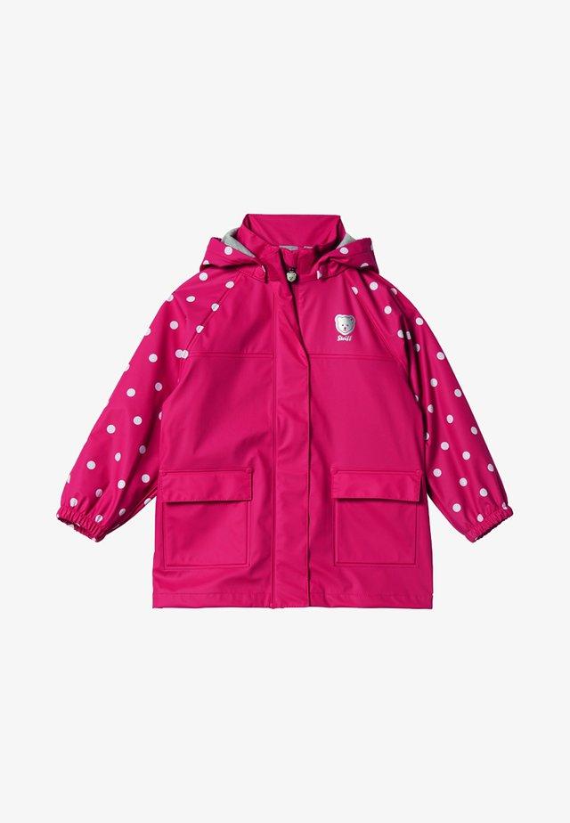 Regenjas - pink