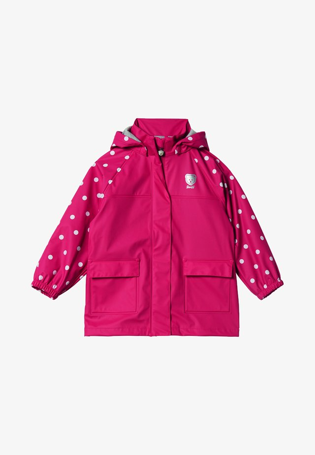 Veste imperméable - pink