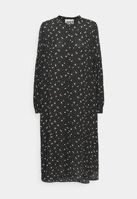 HYDRA DRESS - Denní šaty - black