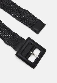 NAF NAF - STRESSY - Belt - noir - 1