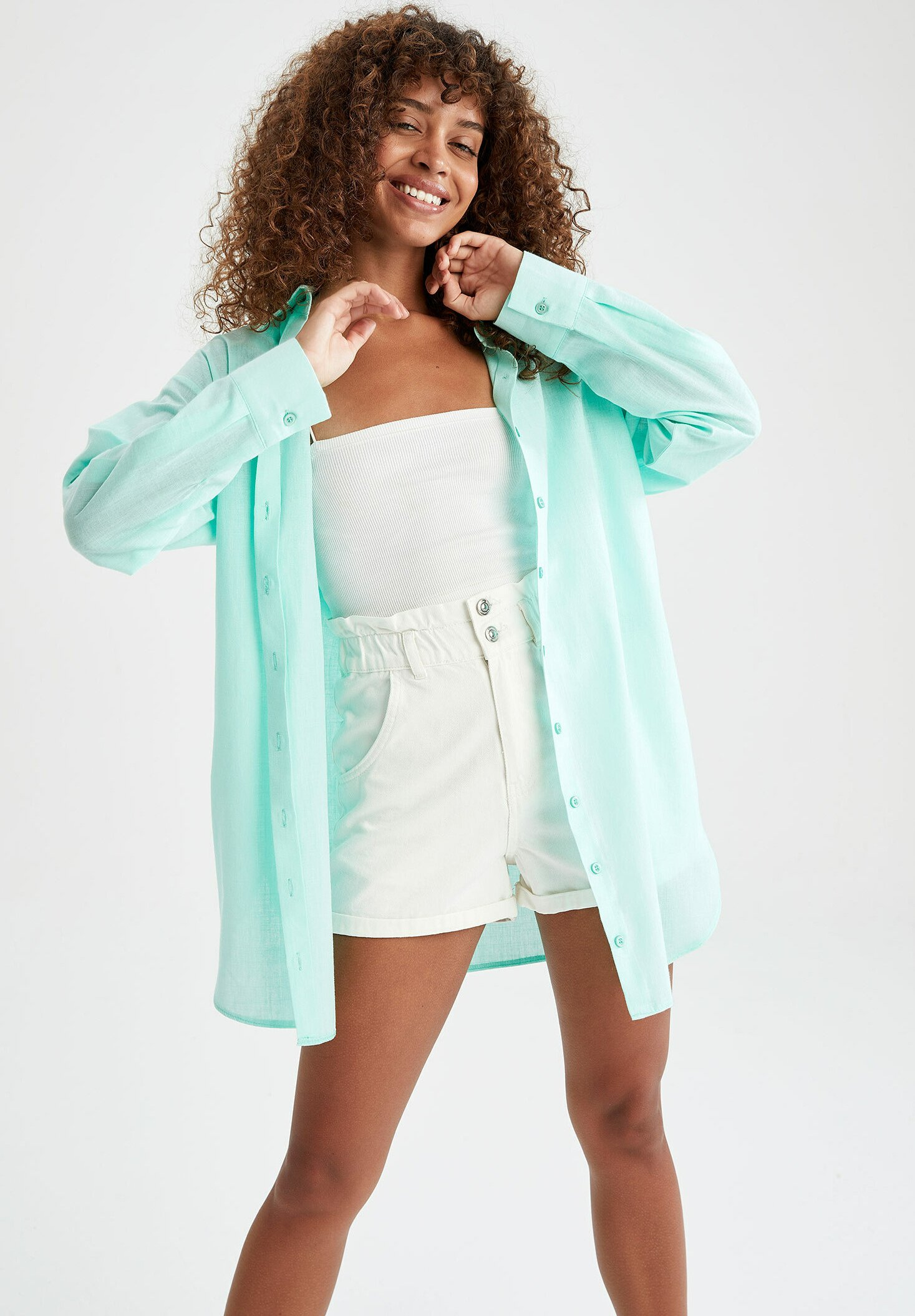 Donna RELAX FIT - Camicia