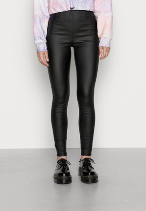 VIJEGGY COMMIT - Leggings - Trousers - black