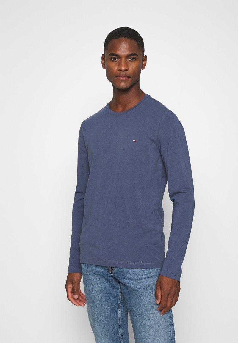 Tommy Hilfiger - Long sleeved top - blue
