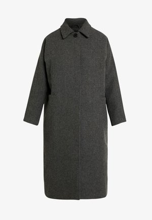 ALMA COAT - Mantel - dark grey melange