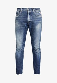Replay - TINMAR - Straight leg jeans - medium blue - 3